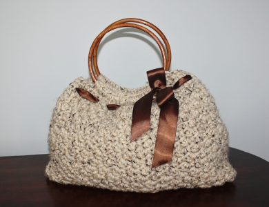 Crochet Handbag/Purse