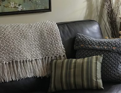 Fisherman's Throw Crochet Pattern – The Perfect Addition to Your Home