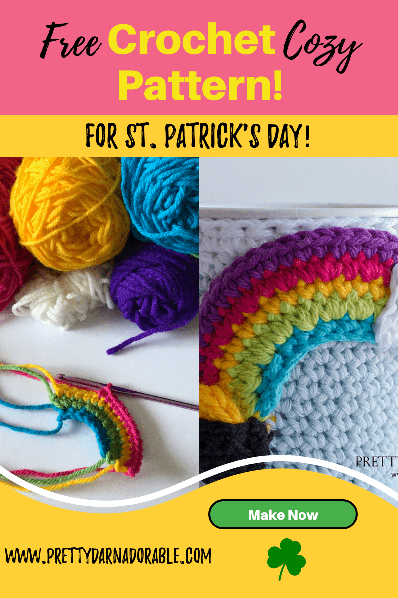 CROCHET RAINBOW PATTERN