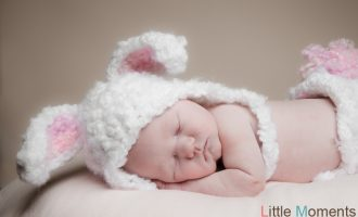crochet bunny hat with floppy ears
